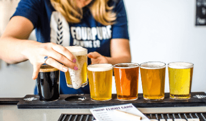 The Beer Mile: Beer Tasting Tour of Bermondsey For Two