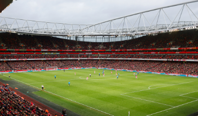 Gunners' Pride: Club Arsenal Matchday Experience For Four