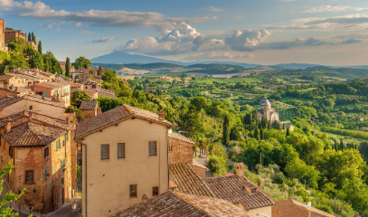 Private Tuscany: Wine Tasting Weekend In Montepulciano Tuscany For Two