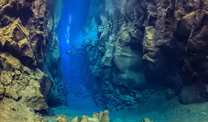 Deep Dive: Intercontinental Diving And Whale Watching In Iceland For Two