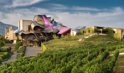 5-Star Spain: Wine Getaway With Michelin Star Dining in La Rioja for Two