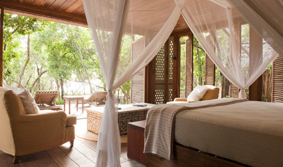 Romance in Paradise: Kitala suite for Two on Vamizi Island