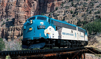 The Old West: Exclusive Two-Night Verde Canyon Railroad Adventure For Two