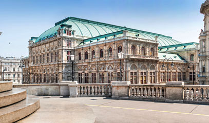 City of Music: Operatic Break for Two in Vienna