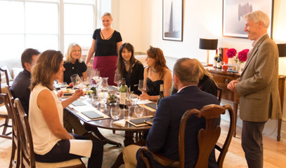 A Grape Night Out: Wine Tasting For Up To 8 Guests With Stuart George Of Vins Extraordinaires