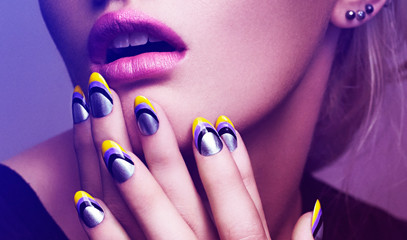 A Stroke of Brilliance: Creative Nail Art Masterclass at WAH London