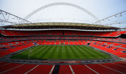 Fill Your Boots: Wembley Stadium Tour and London Dry Gin Tasting for Two