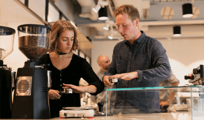Barista Secrets: Espresso + Milk Masterclass For Two at Workshop Coffee