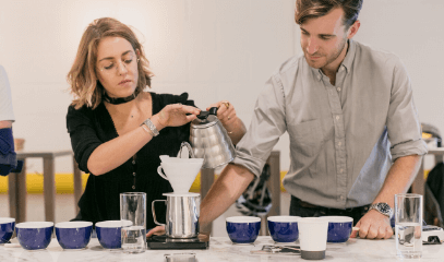 Become Your Own Barista: Home Brewing Masterclass For Two at Workshop Coffee