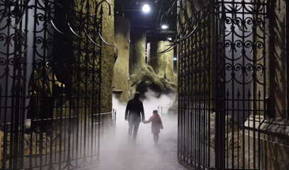 Magic For Muggles: VIP Tour Of The Making Of Harry Potter At Warner Bros. Studio For Two