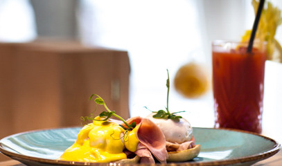 Tick Tock Prosecco O'Clock: Bottomless Brunch For Two At Hotel Xenia, Autograph Collection