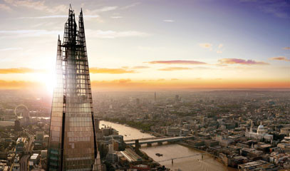 Reach New Heights: Private One-to-One Yoga Session at The View from The Shard with Yogasphere