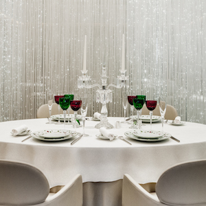 Dine at Alain Ducasse